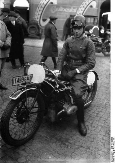 Bundesarchiv, wyuścig motocyklowy, Gdańskie Wyżyny, Pruszcz Gdański, www.polnocna.tv, www.strefahistorii.pl
