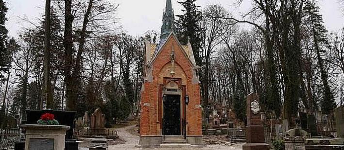 polonika, cmentarz łyczakowski, rafał jemielita, bartosz gondek, www.polnocna.tv, www.strefahistorii.p