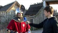 Embedded thumbnail for Rycerskie Mistrzostwa Świata w Malborku - wywiad z selekcjonerem kadry